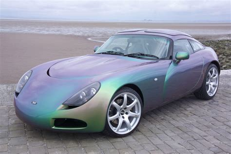 Tvr Automobile Tvr T350t Photos Reviews News Specs Buy Car