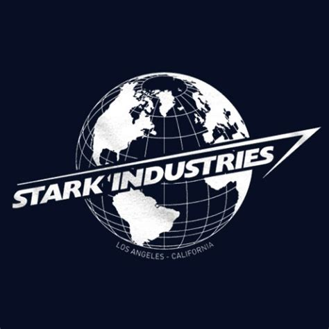 stark industries | book and negative