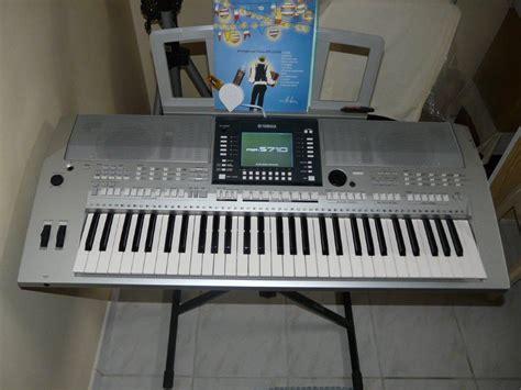 Keyboard Yamaha S710 Yamaha Psr S710 Image 514395 Audiofanzine