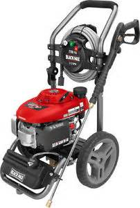 Honda Gcv160 Power Washer Black Max 2700 Psi Gas Power Pressure Washer W Honda