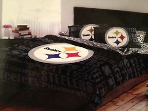 new pittsburgh steelers 5 comforter nfl