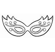 Dicas Moldes De Mascaras Para Carnaval Imprimir