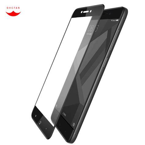 Myuser Tempered Glass Xiaomi Redmi 4 White 5 0 quot xiaomi redmi 4x 4 x 16gb glass tempered redmi 4x pro screen protector cover black
