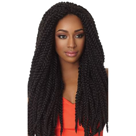 quick hairstyles with xpression hair outre x pressions crochet 3d braid 24 quot