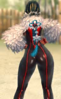 was thinking about playing blade and soul but that character creator