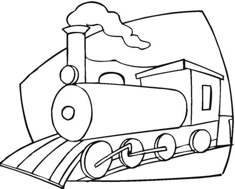 train printable coloring pages 2 coloring pages