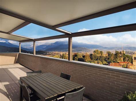pergolati per terrazzi pergolati per terrazzi in alluminio legno e ferro