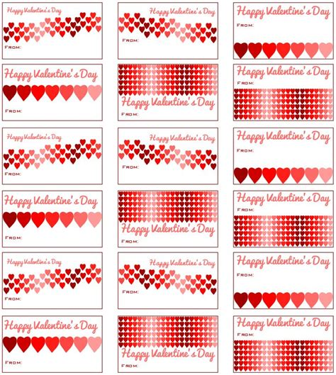 printable valentine tags pinterest free printable valentine s tags from shiva s creations