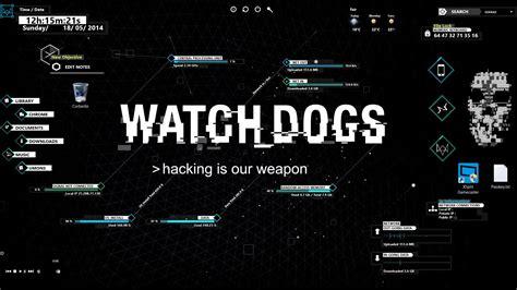 theme windows 7 watch dogs watch dogs theme by leroierrant on deviantart