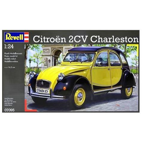 Citroen Car Models by Citroen 2cv Charleston Model Kit