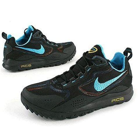 nike acg running shoes nike wildedge acg mens trail running shoes black shoes