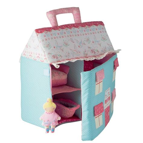 house of fabric fabric dolls house from m s christmas gifts for little girls 2011 housetohome co uk