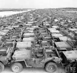 Jeep Accessories Island Jeep Graveyard On The Island Of Okinawa Japan In 1949