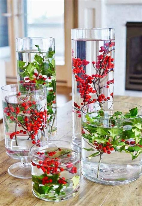 easy christmas centerpiece ideas diy projects craft ideas
