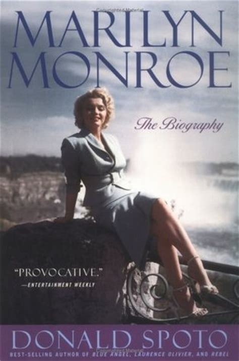 marilyn picture book marilyn the biography by donald spoto reviews