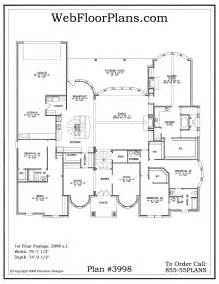House Plans 1 Story Gallery For Gt One Story House Plans