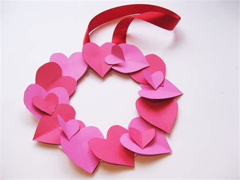 valentines craft for children and easy crafts for