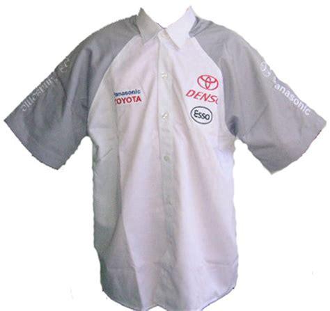 Toyota Shirts Race Car Jackets Toyota F1 Racing Jackets