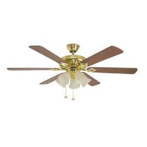 Blade Ceiling Fan 6 Blade Fans With Quot Sized Quot Blades Vintage Ceiling