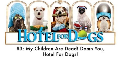 hotel for dogs lines cut from quot hotel for dogs quot due to time constraints