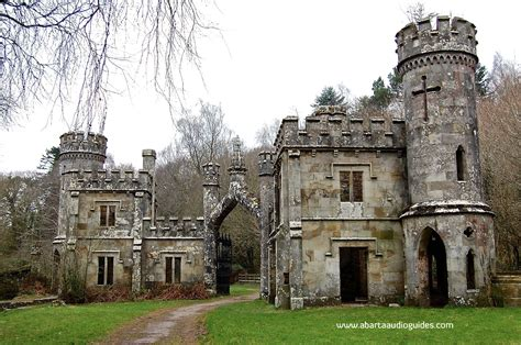 Time Travel Ireland: The Towers, Ballysaggartmore, County
