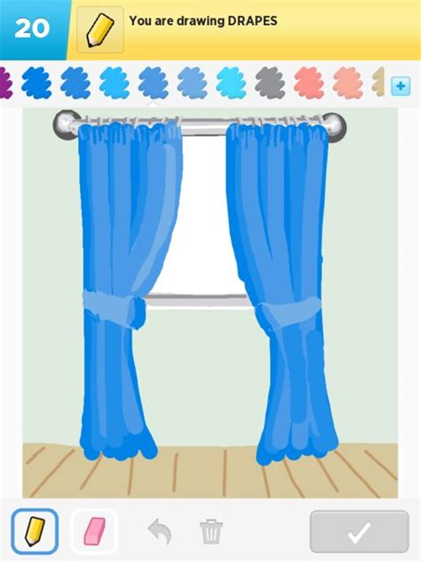 draw drapes drapes drawings how to draw drapes in draw something