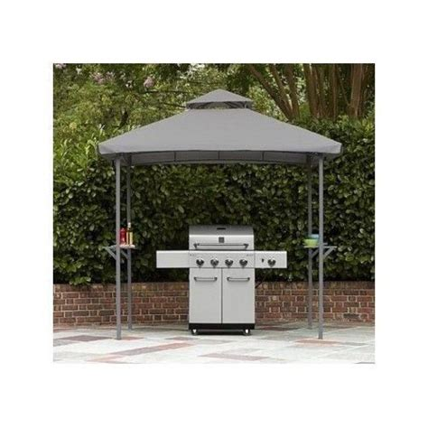 backyard canopy covers backyard grill gazebo bbq patio shade cover canopy