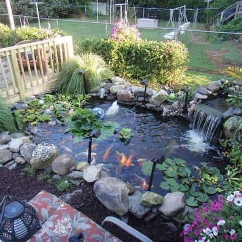 backyard coy ponds i love coy ponds dream back yard home decor pinterest