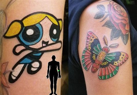 powerpuff girls tattoo artist 193 d 225 m zsolt ny 250 l ontool hildbrandt machines