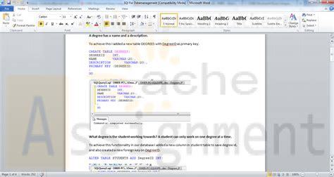 pattern query language cs362 structured query language for data management week 4