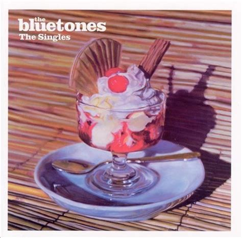 Cd The Bluetones Science the bluetones the singles reviews album of the year