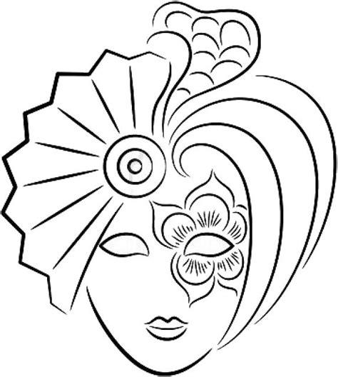 mascaras de carnaval para colorear contuspropiasmanos dibujos y plantillas para imprimir mascaras venecianas