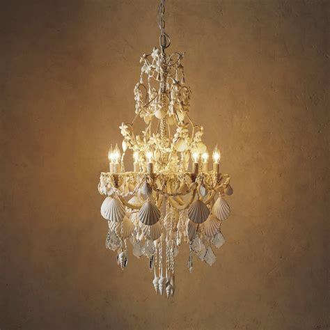 sea shell chandelier sea shell chandelier 28 images seashell 6 light