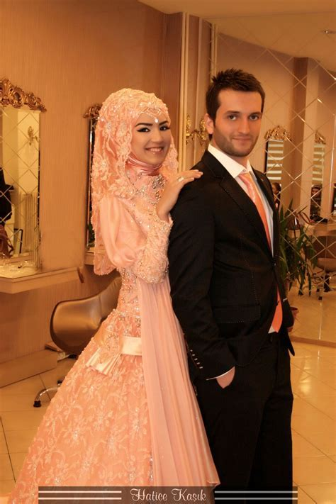 Turkish wedding couple Perfect Muslim Wedding   Muslim