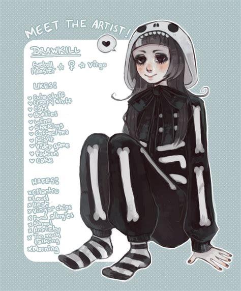 Meet the Artist by DrawKill on DeviantArt
