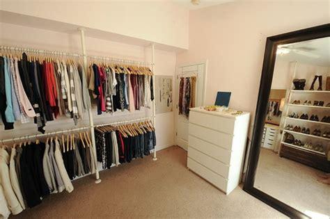 ankleidezimmer ideen günstig schlafzimmer billig einrichten
