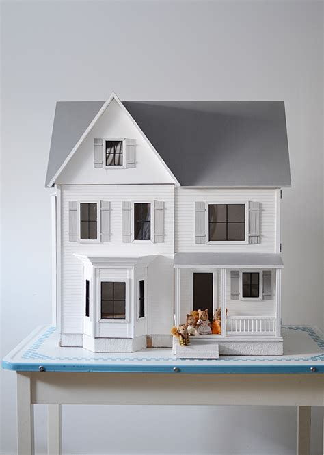 simple doll house nalle s house little modern farmhouse kitchen plans