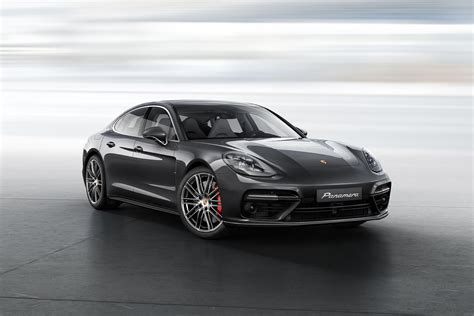 panamera porsche 2017 2017 porsche panamera looks better than ever has new engines