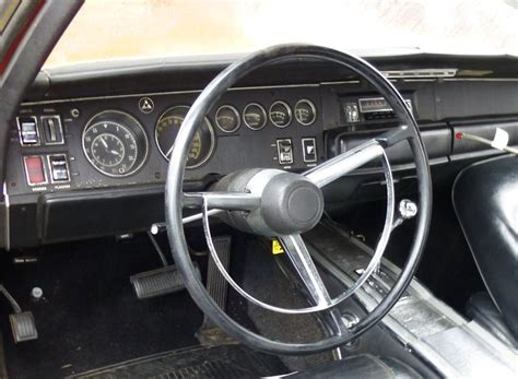 1968 dodge charger steering wheel curbside classic 1968 dodge charger six rarer than an