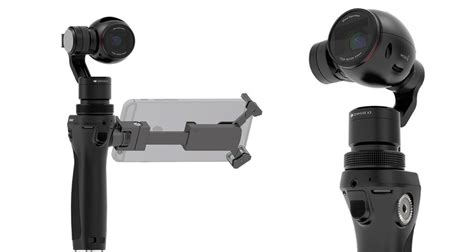 Dji Osmo Stabilizer stabilizer rigs for run and gun gigs