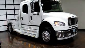 Semi Truck Fifth Wheels For Sale 2007 Freightliner Sportchassis Ranch Hauler Luxury 5th