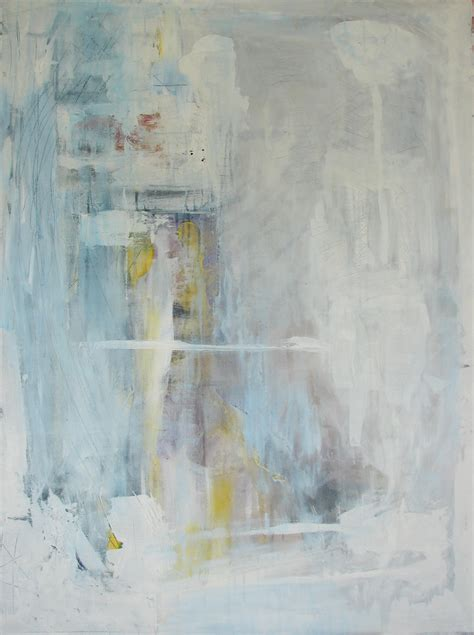 blue and white painting large abstract painting blue and white original fine art 36 x