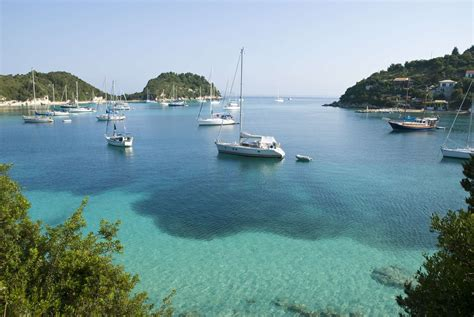 sailing zakynthos greece sailing holidays in ionian islands paxos cruise suncruise