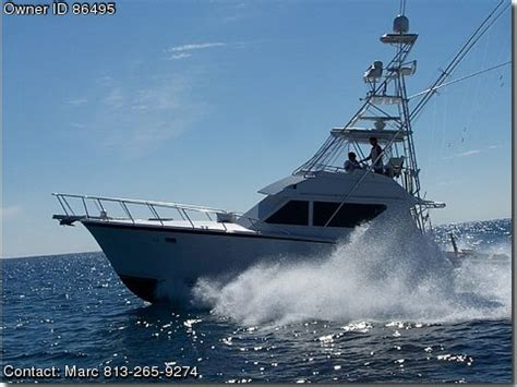 hatteras boats for sale by owner 1990 hatteras sportfish used boats for sale by owners