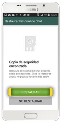 tutorial whatsapp samsung tutorial copia y restauraci 243 n de whatsapp a trav 233 s del