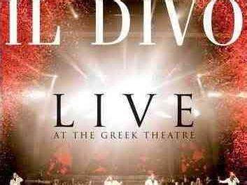 il divo completo il divo live at the theatre concierto completo
