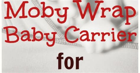 printable moby wrap directions diy moby wrap how to make a moby wrap for under 10