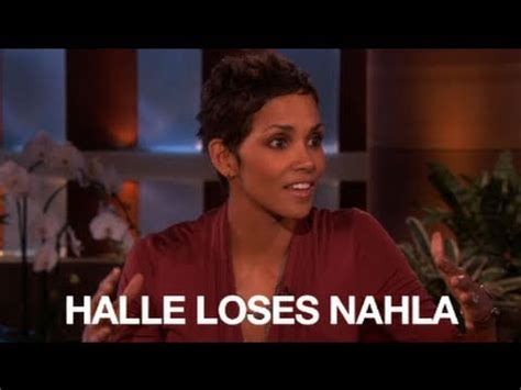 Halle Berry Talks About Attempt To Kill Herself by Halle Berry Talks Losing Nahla On Wins