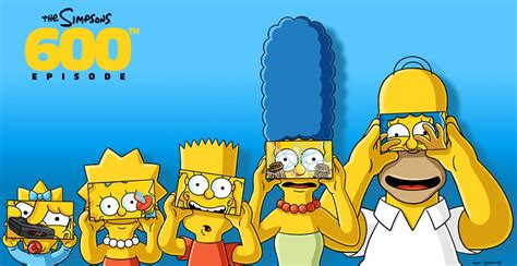The Simpsons by The Simpsons Celebrates 600 Episodes With A Vr