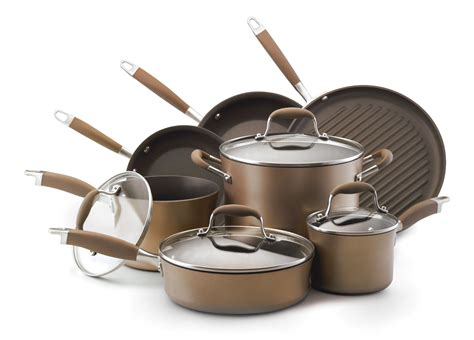 best kitchenware anolon advanced bronze cookware set review worth the money